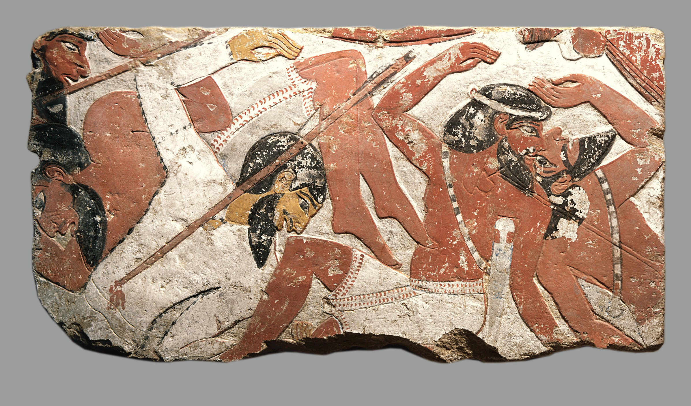 Egyptian relief from the MET collection