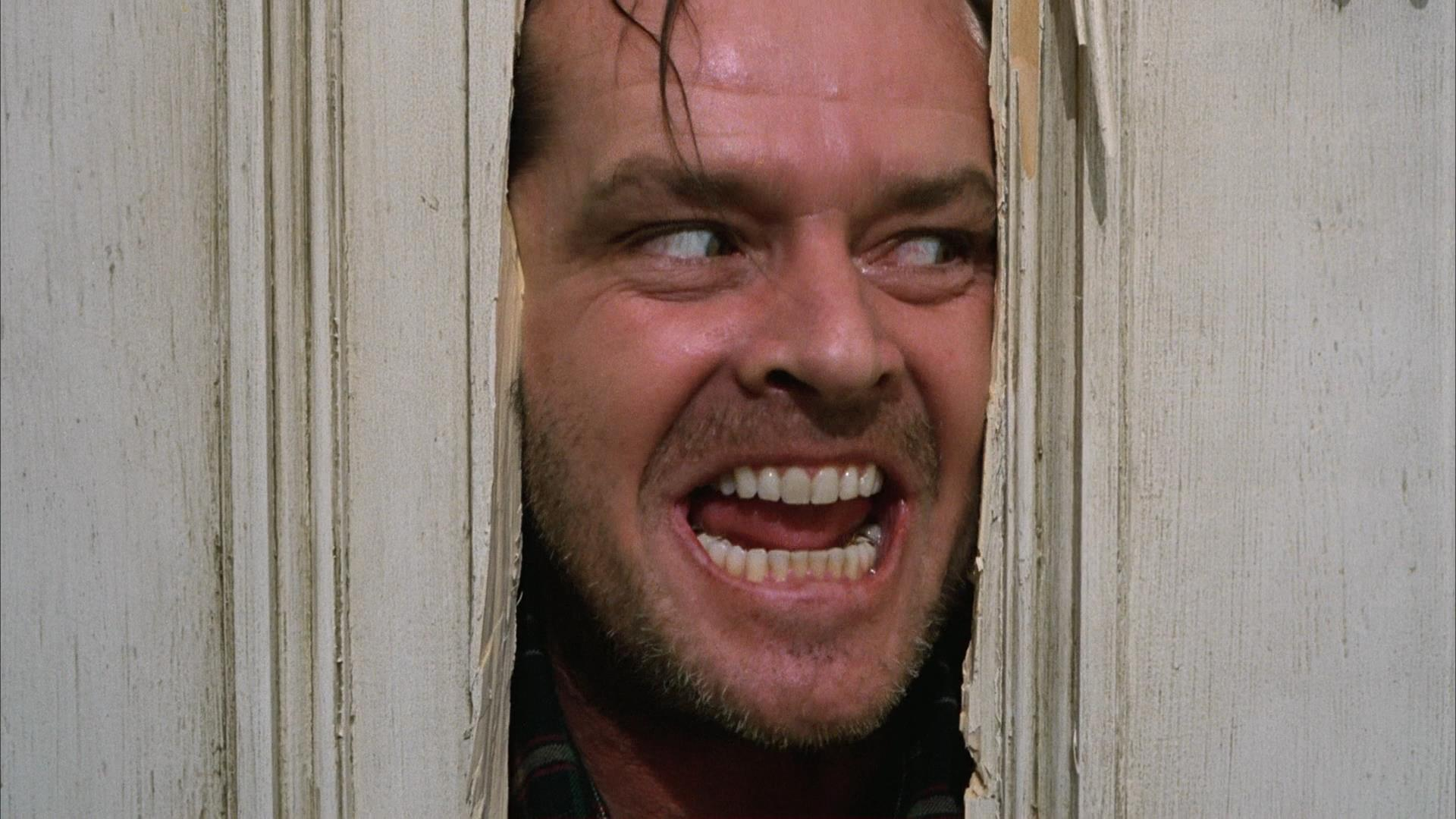 Still from the movie the Shining