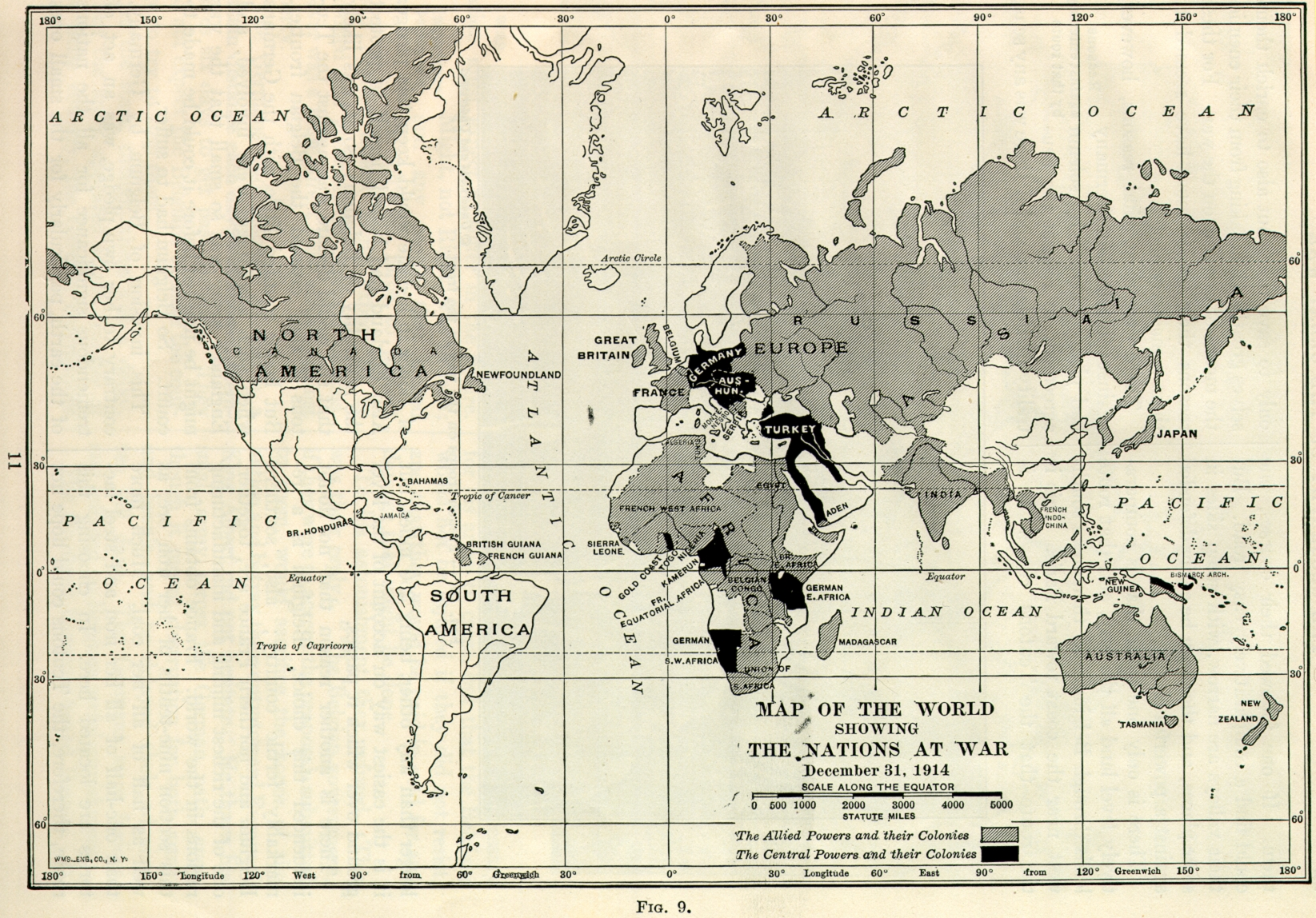 Further research world war i research guides at university of nations fighting world war i gumiabroncs Image collections