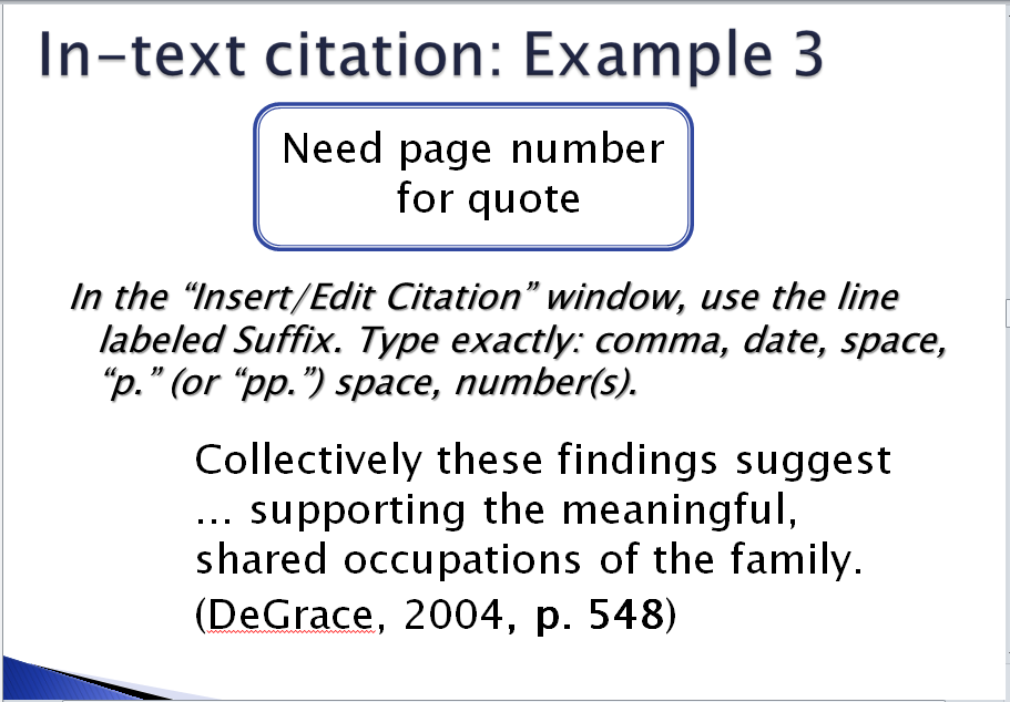 in text citation for chicago style