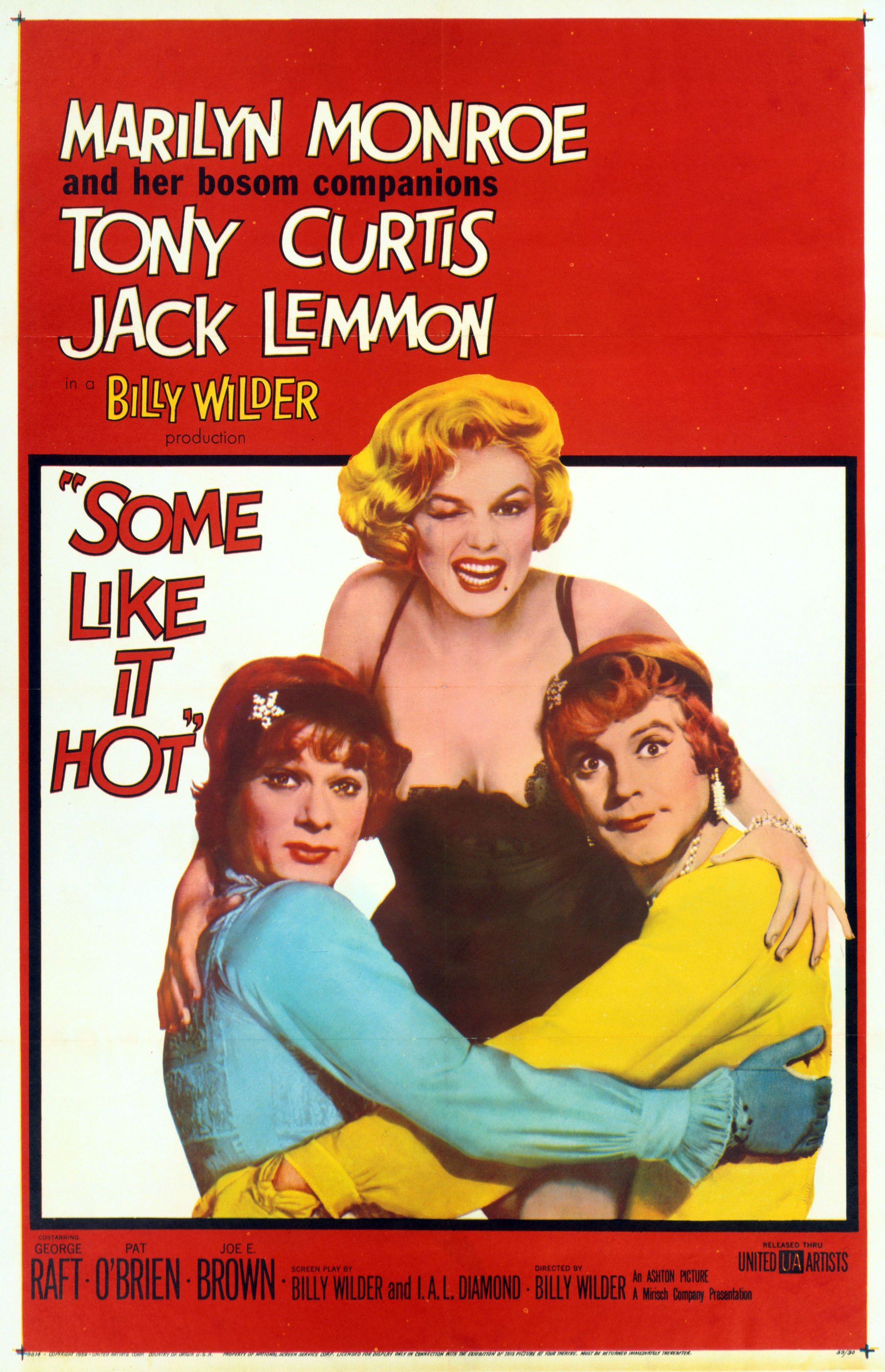Some Like It Hot Poster Image