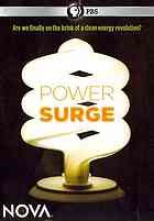 Power surge : are we finally on the brink of a clean energy revolution?