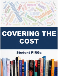 Covering the Cost, Student PIRGs