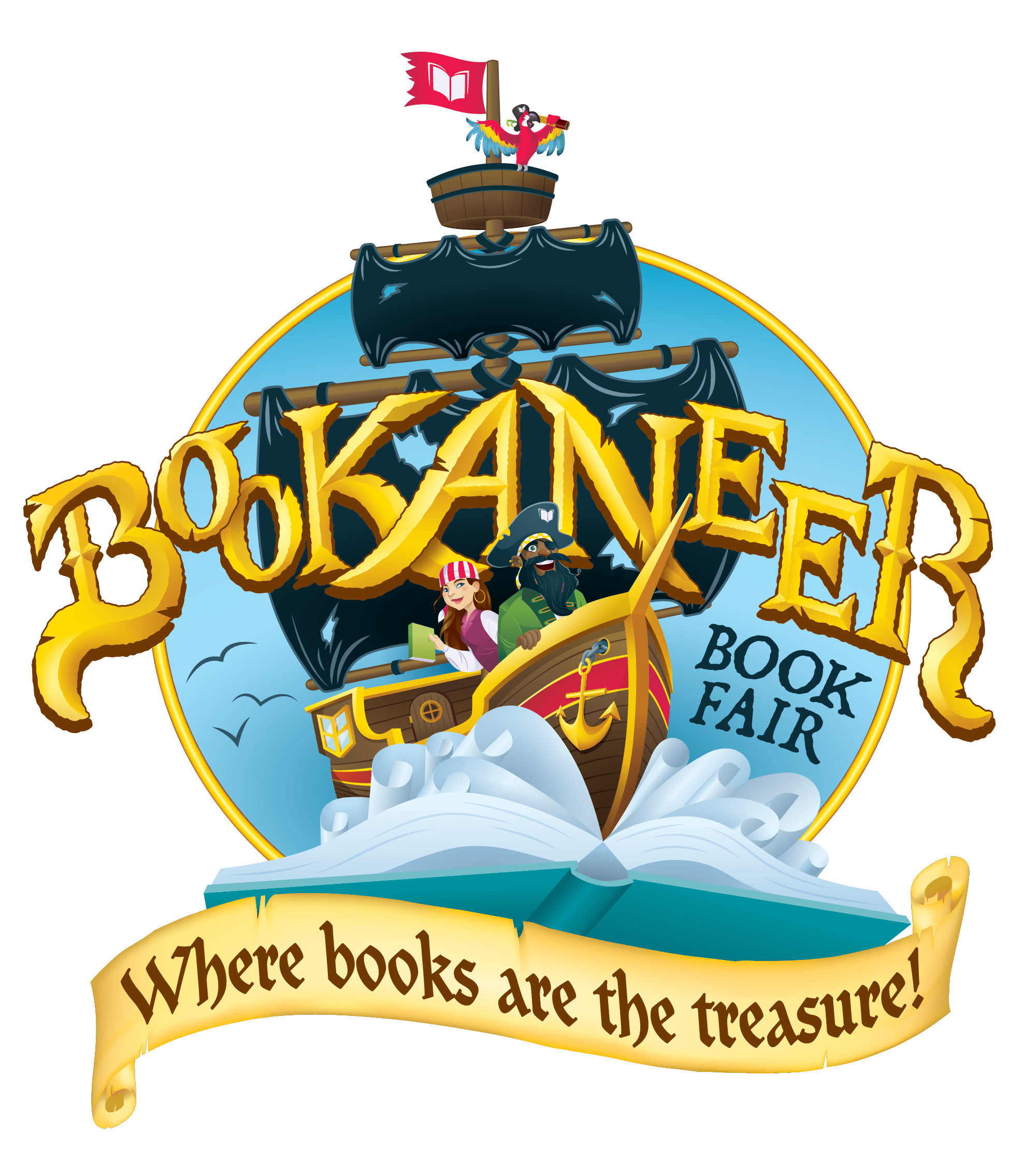 Book Fair Theme Image