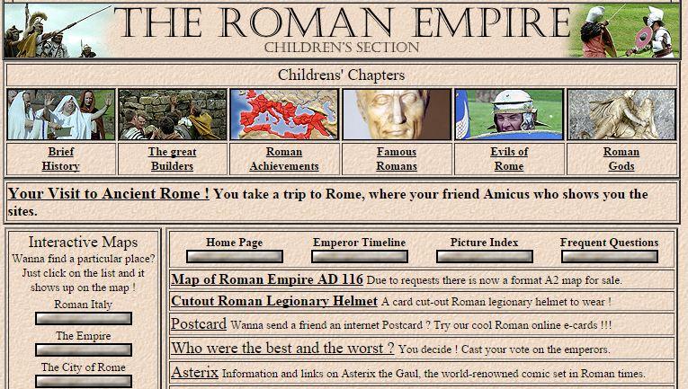 Roman empire dates in Perth
