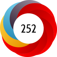 Example of an Altmetric Donut with strong news attention