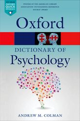 Oxford Dictionary of Psychology