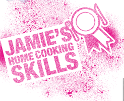 Jamie's Home Cooking Skills logo