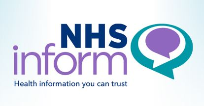 NHS Inform Logo - Health information you can trust
