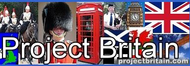 Project Britain Banner