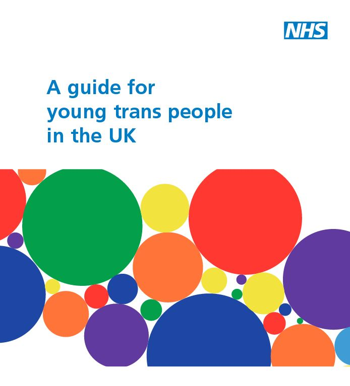 A guide for young trans people in the UK