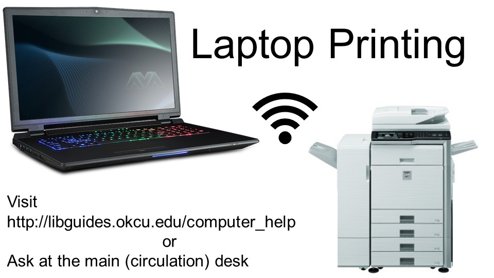 laptop prining available