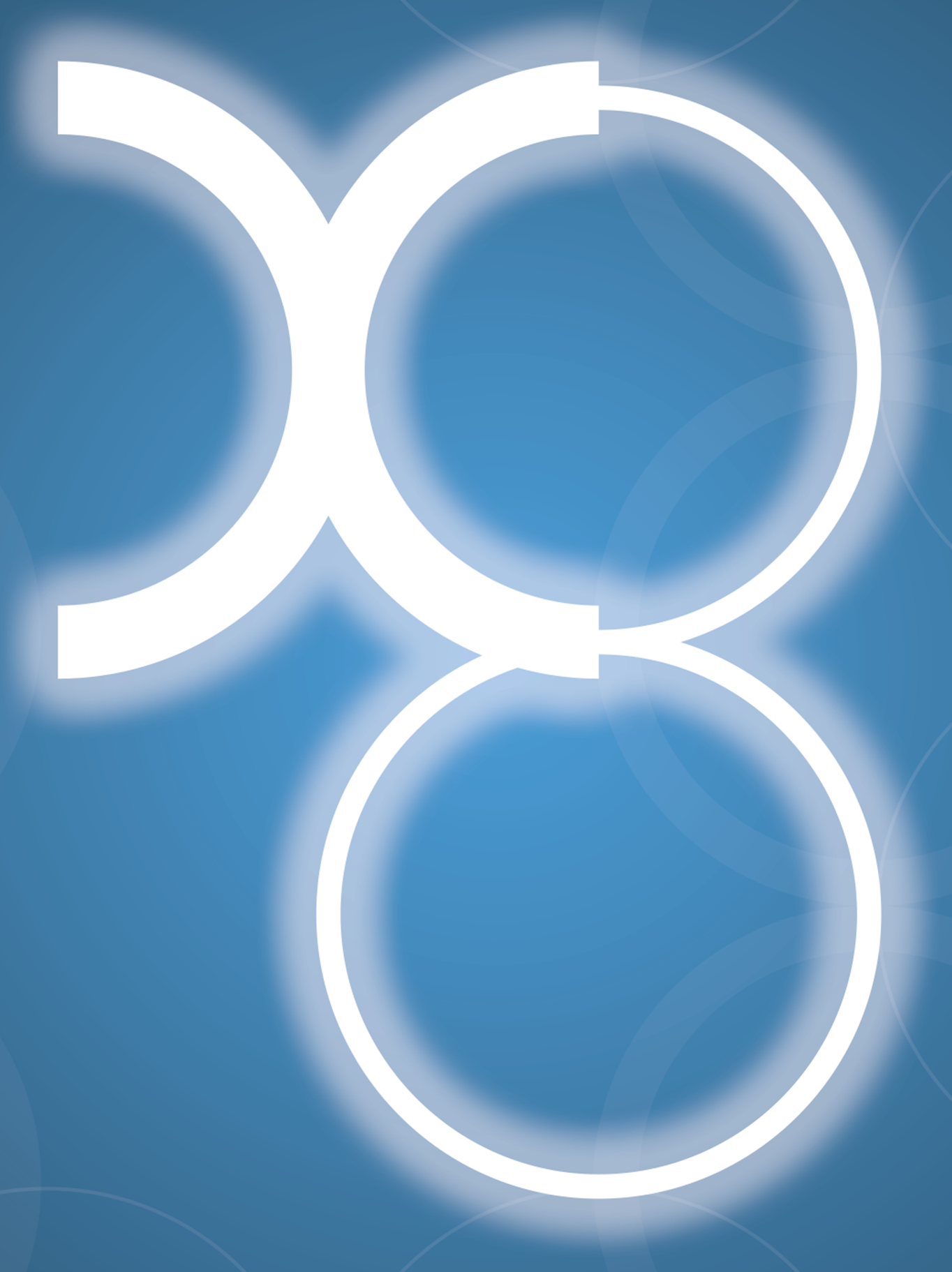 EndNote X8 Logo with Background Pattern