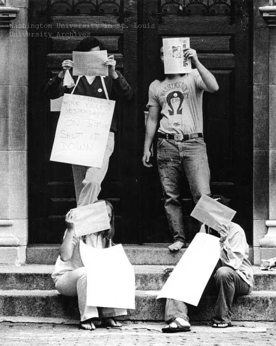 Student activism essays