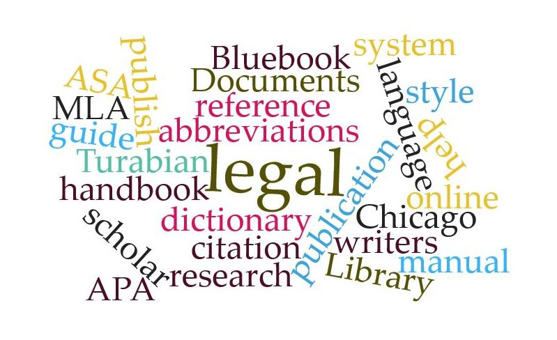 Citation resources citation and writing resources research help documents ccuart Image collections
