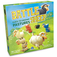 battle sheep board game