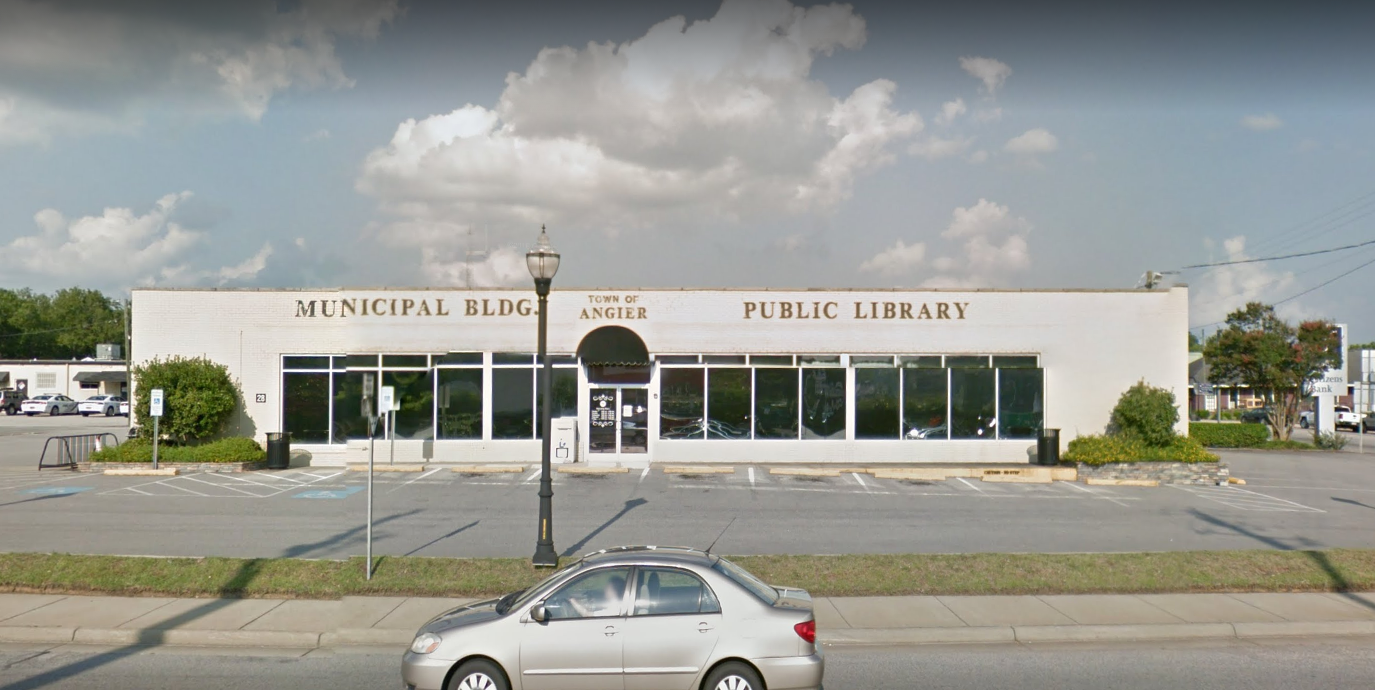 Angier Public Library