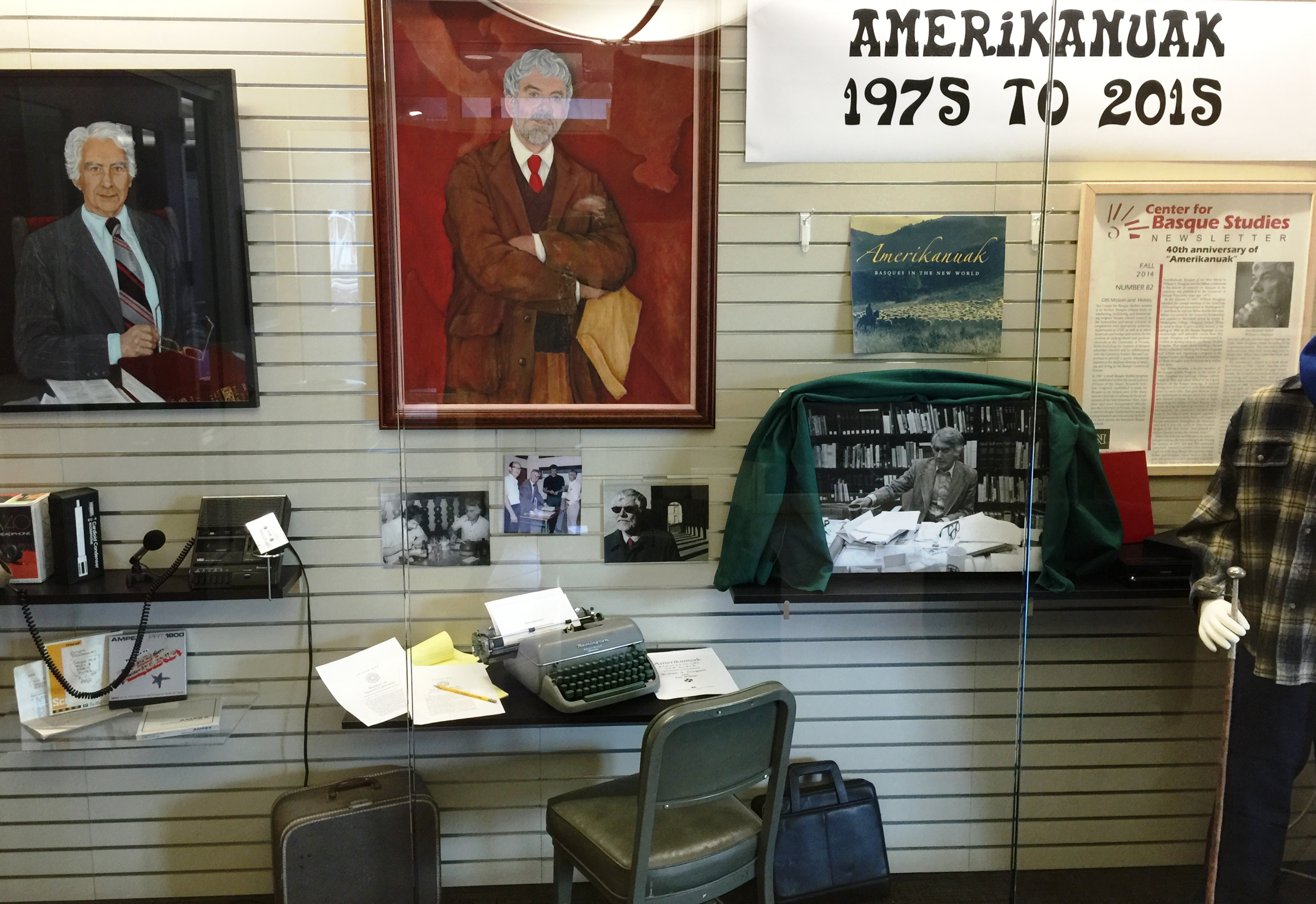 Amerikanuak Display