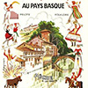 Au Pays Basque Poster