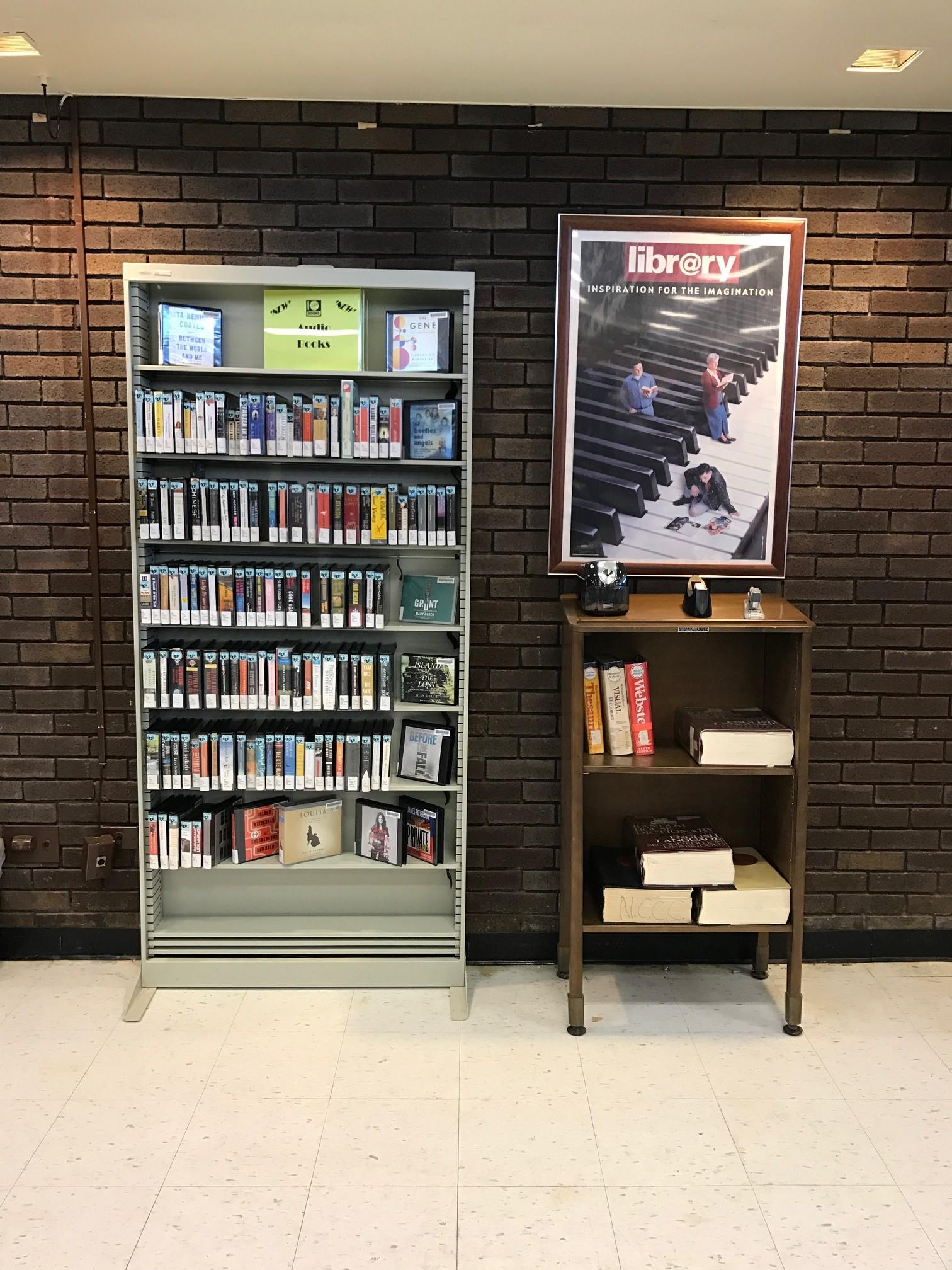 Niagara Library Study Rooms