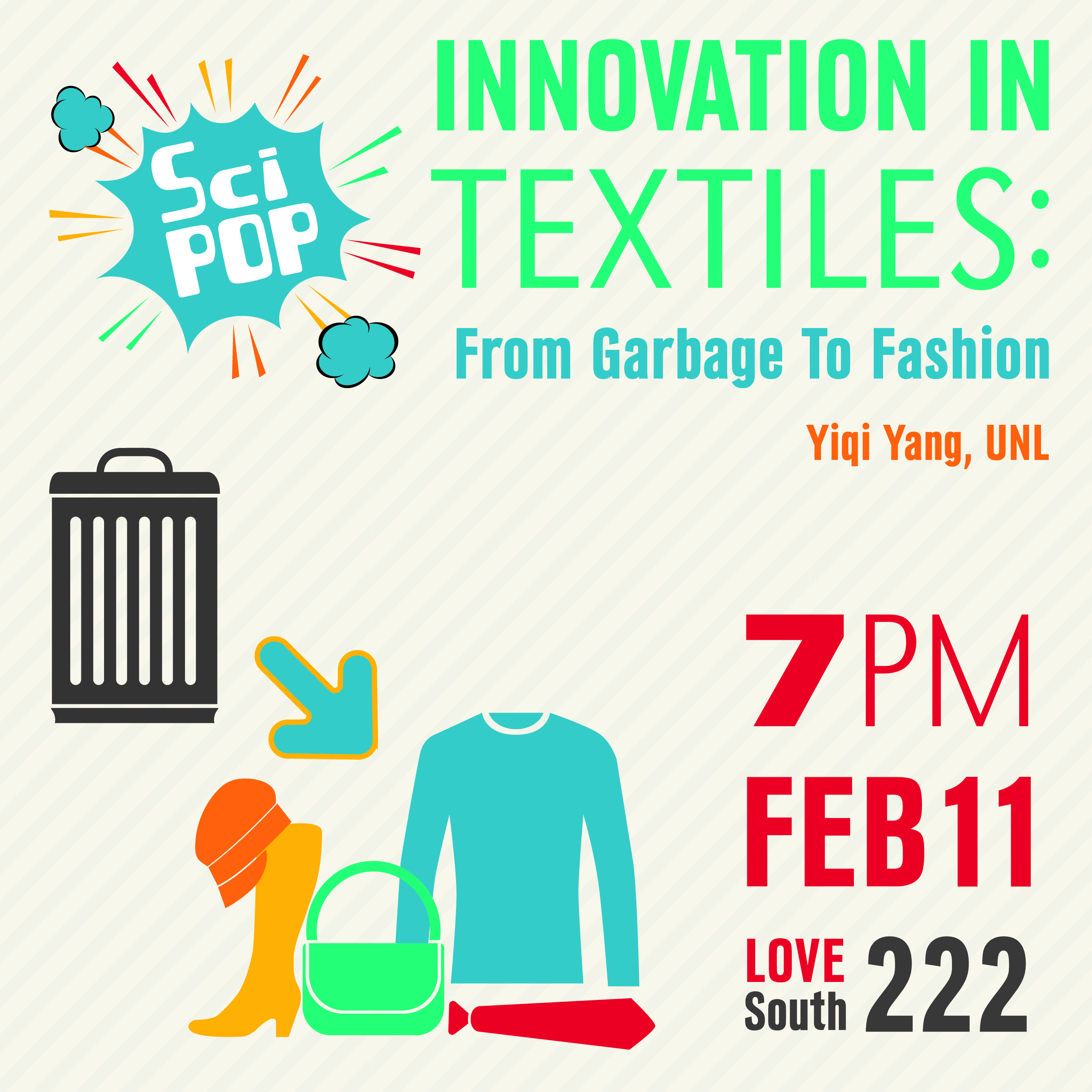 Innovations in Textiles Banner Image