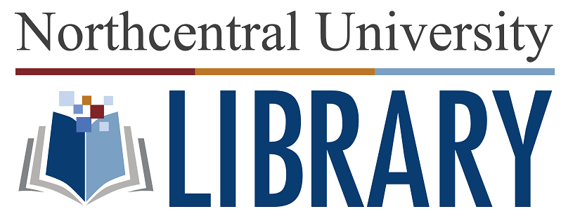 Northcentral University Library logo