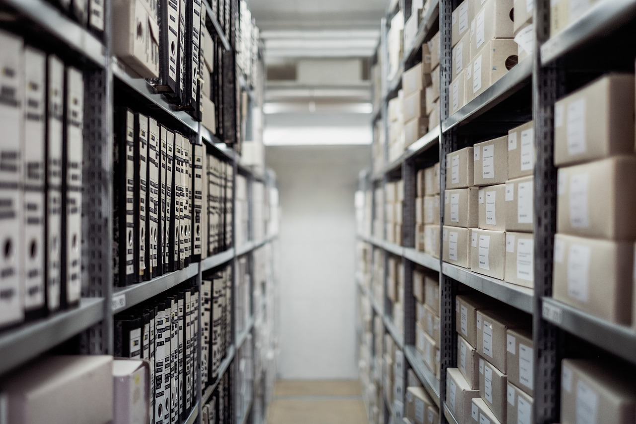 data storage archive
