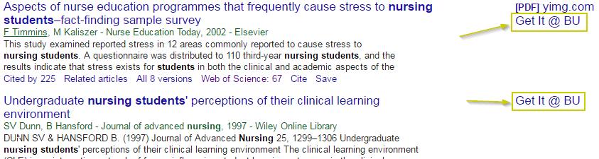 nursing thesis questionnaires