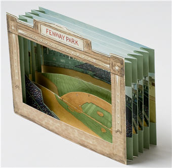 Fenway Park tunnel book