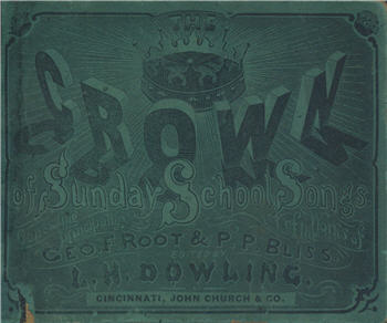 Cover image for Crown of Sunday School Songs