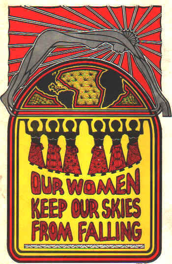 Cover of Our Women Keep Our Skies From Falling