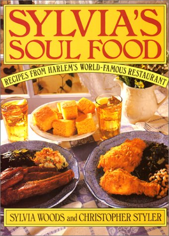 Book cover Sylvia's Soul Food