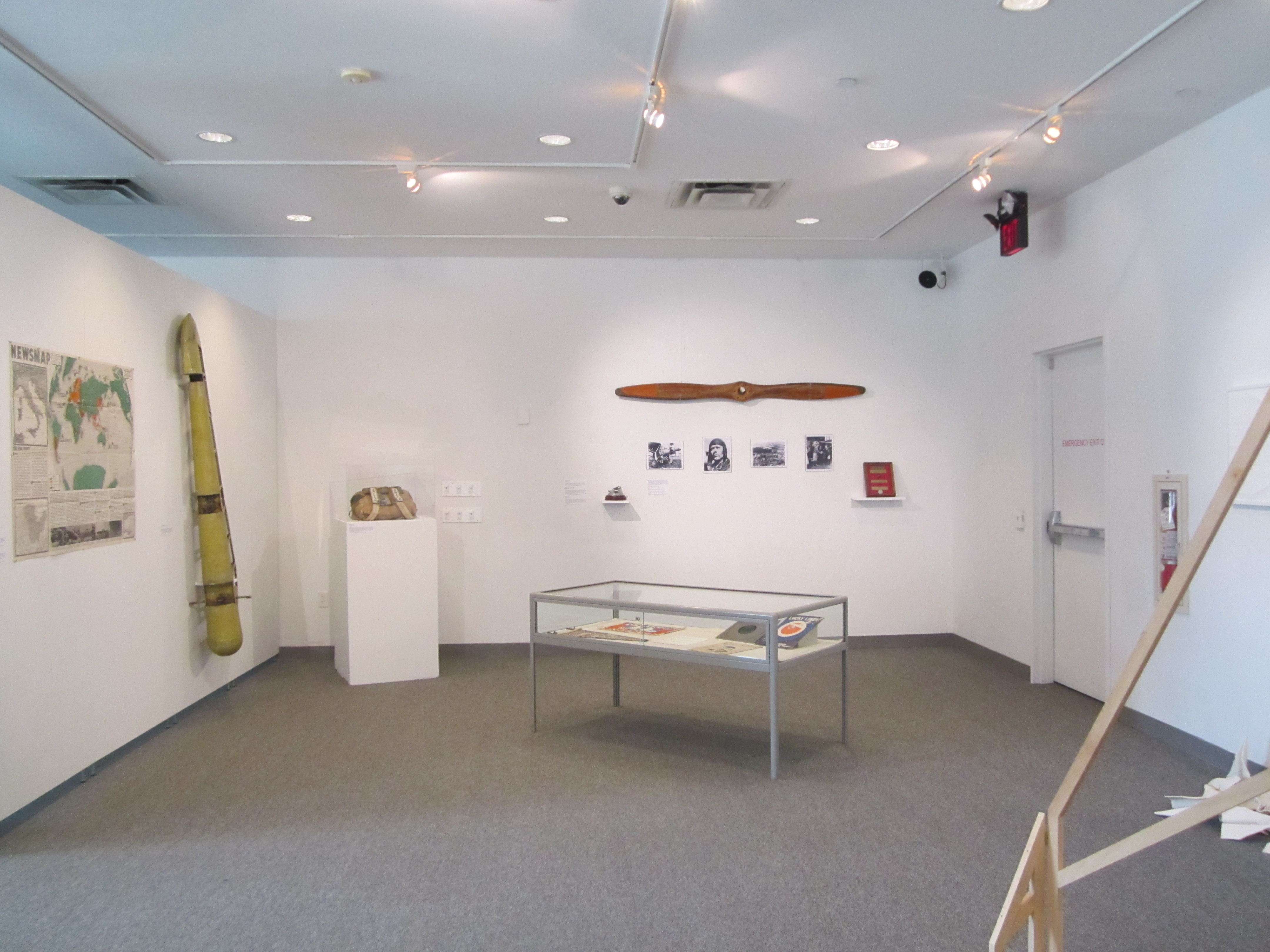 An exhibition in the Walsh Gallery