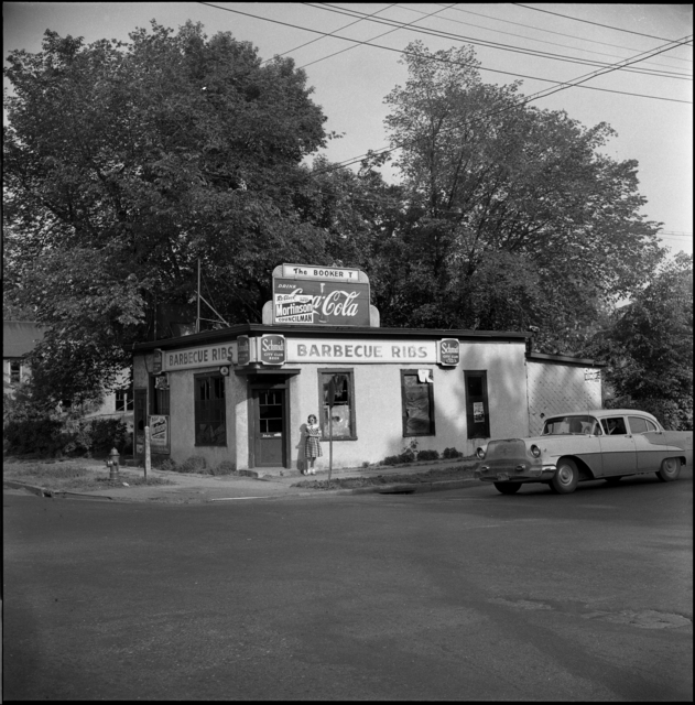 Booker T. Cafe & Tavern, 381-383 Rondo, St. Paul
