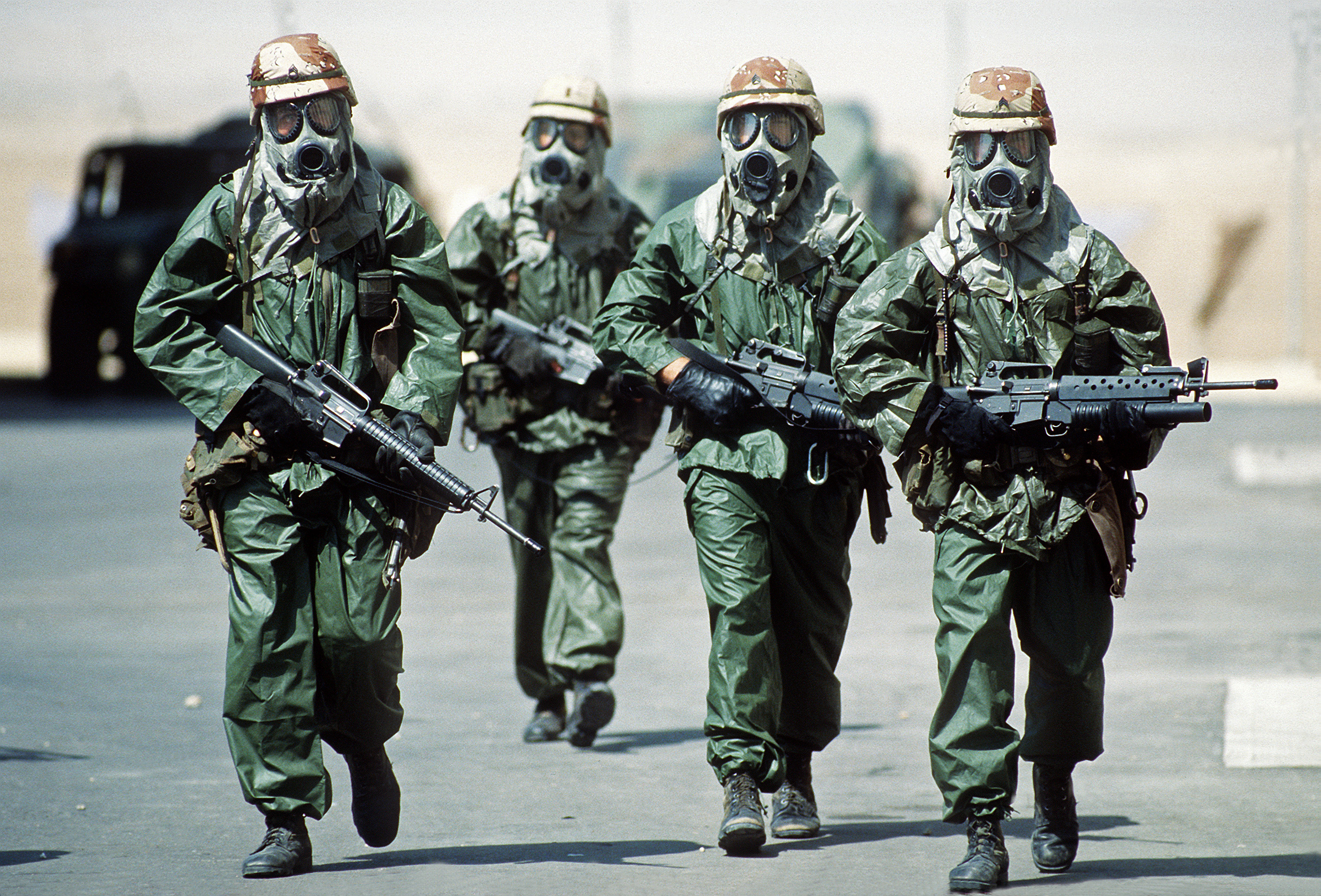 an analysis of the american operation desert storm in iraq Cold war the american experience  operation desert storm  american women in uniform, desert storm desert-stormcom.