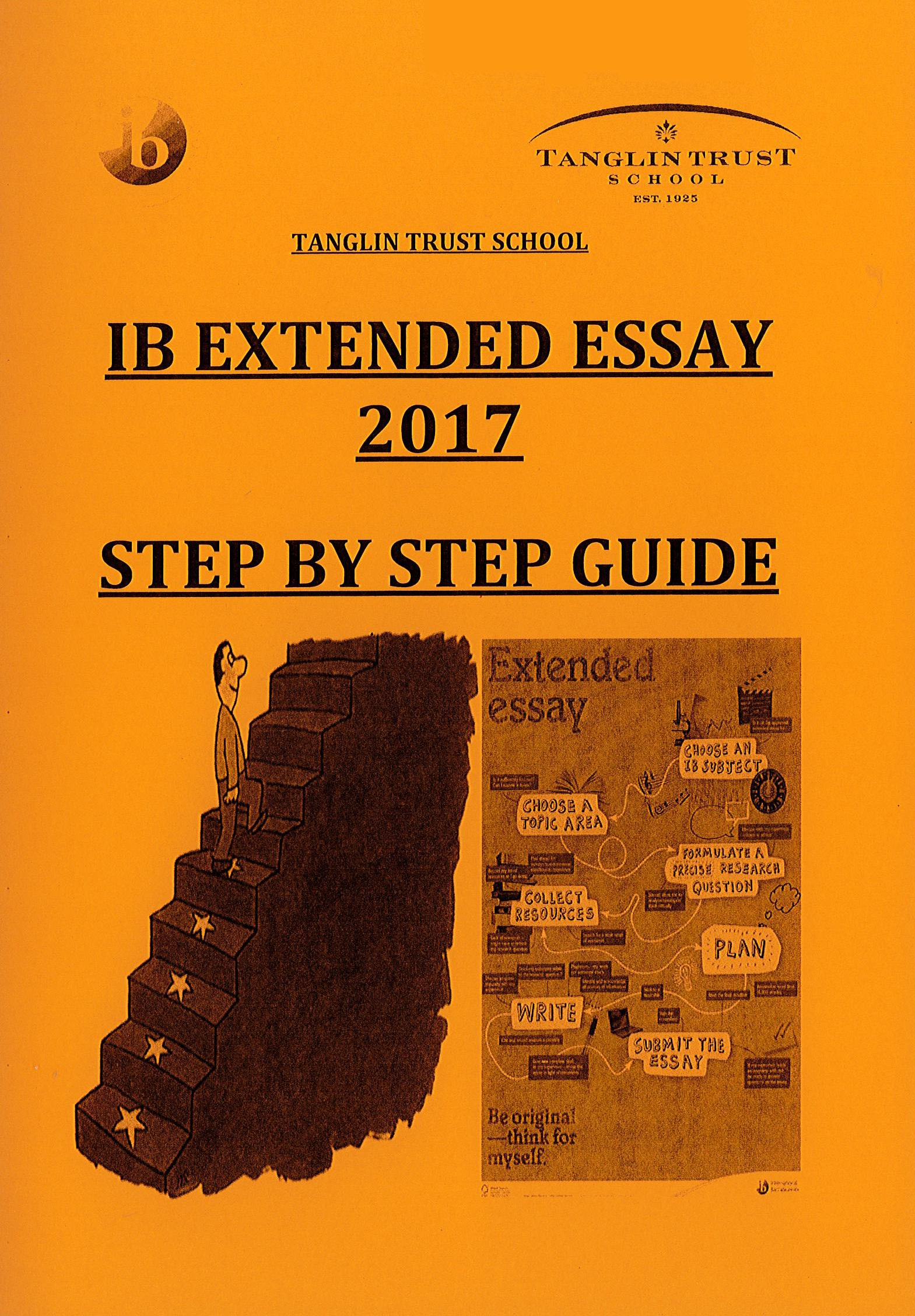 Extended Essay Writings and IB Extended Essay Writing
