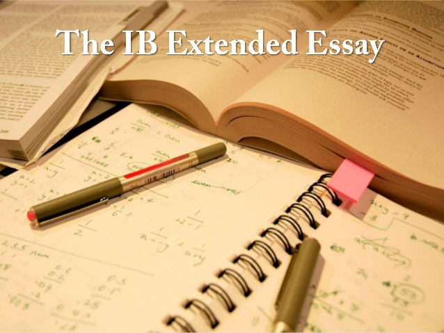 ib extended essays How to make your good extended essay great if you are a regular reader of this blog (ib) extended essay supervisors might forget to share.