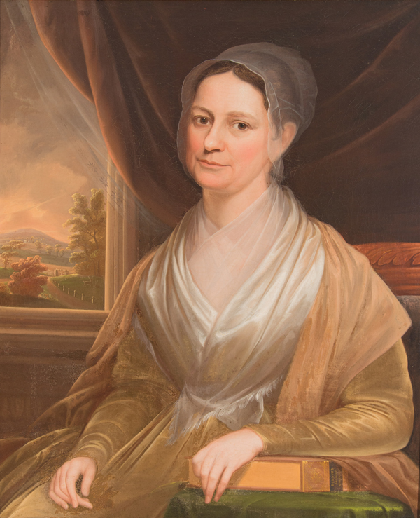 Sarah Lindley Fisher portrait