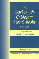 Newbery and Caldecott Medal Books 1986-2000 book cover