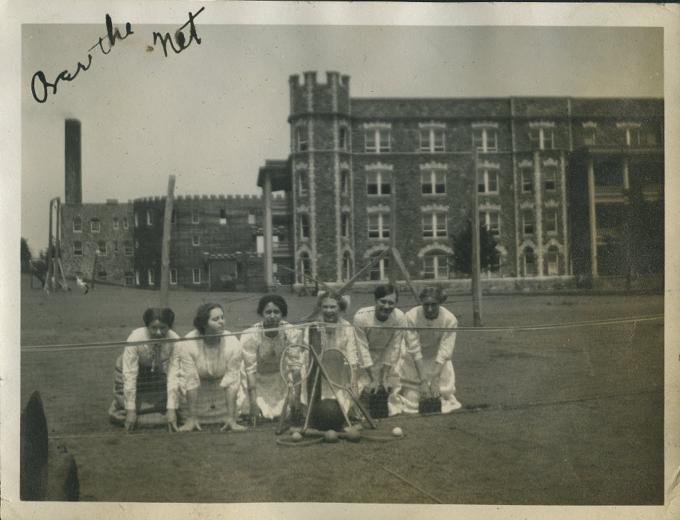 1909 Villa Students