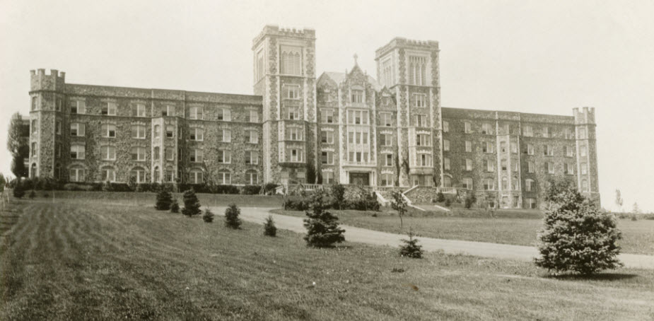1934 Tower Hall