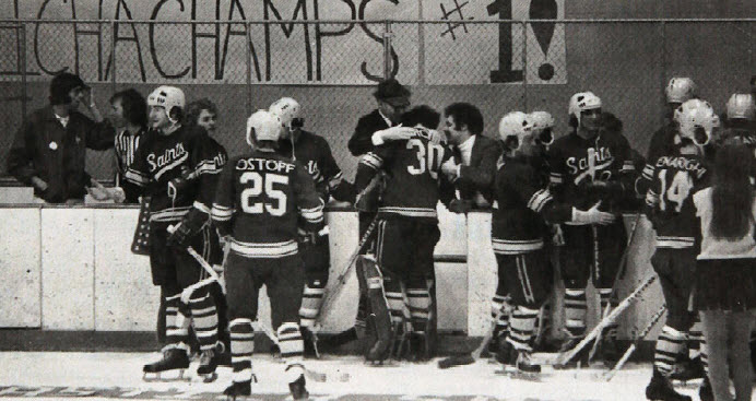 1975 Hockey Team NAIA Champions
