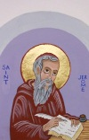 Saint Jerome, Patron Saint of Libraries from CSS Friends Charter