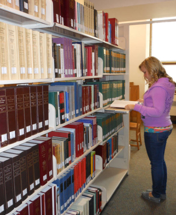 Reference Collection at the CSS Library
