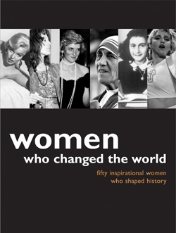 Book cover: Women Who Changed The World