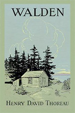 Book cover: Walden