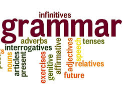 Grammar essay writing
