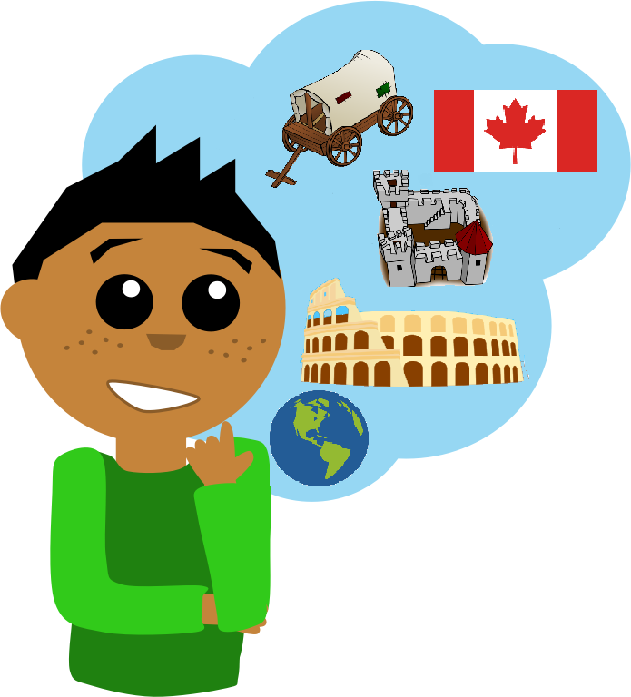 Image result for clipart social studies canada