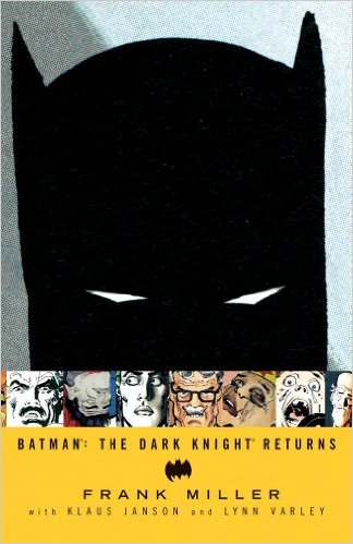Batman the Dark Knight Returns cover image