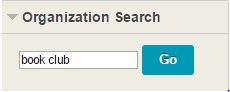 Organziation Search